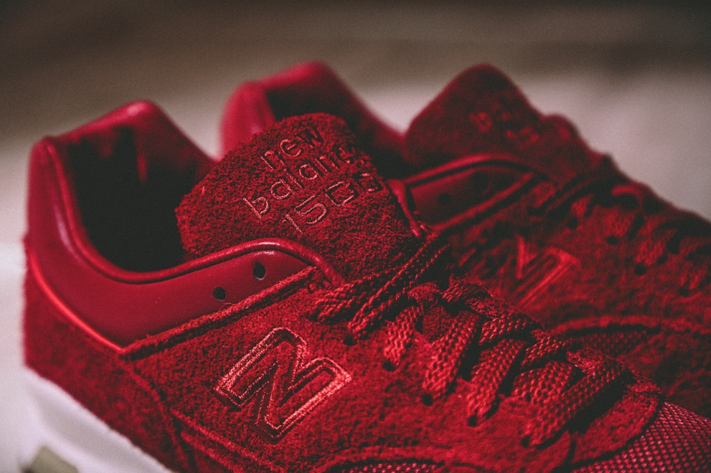A Closer Look at the Saint Alfred x New Balance M1500 2