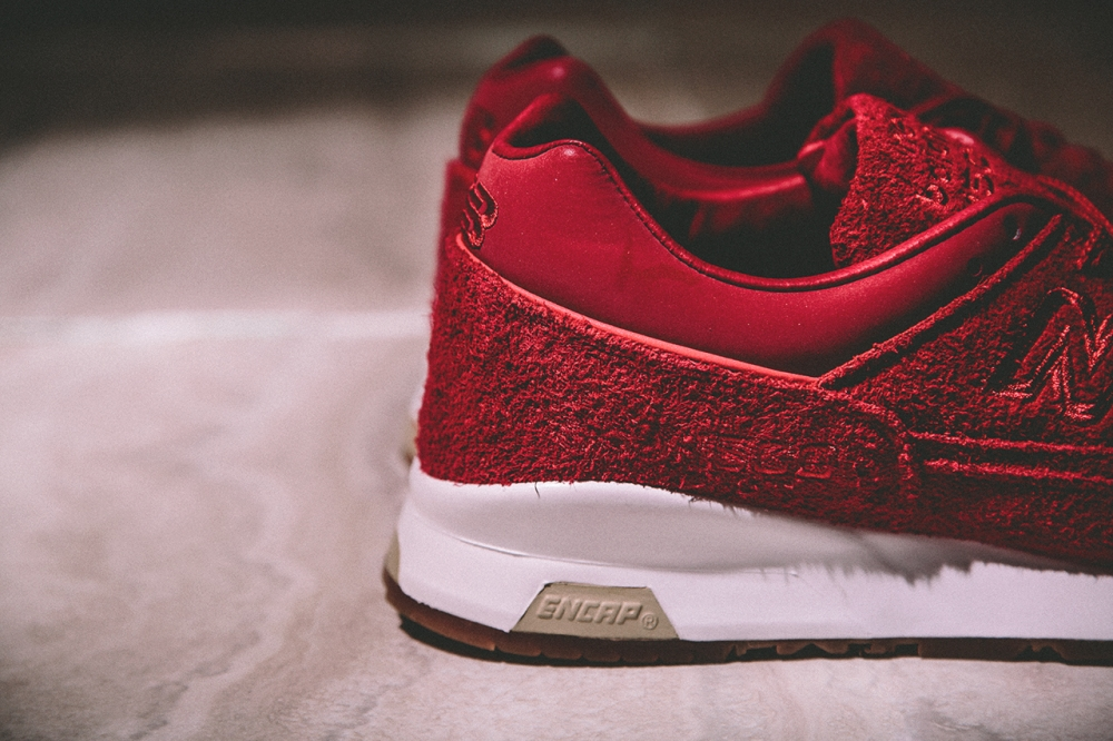 A Closer Look at the Saint Alfred x New Balance M1500 4