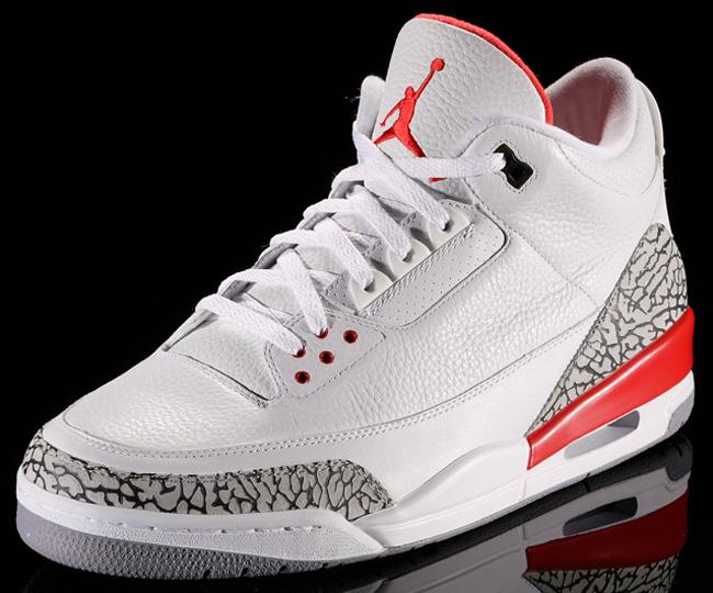 Air Jordan 3 Retro Katrina 2