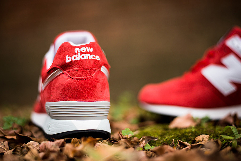 New Balance 576 Red White 2