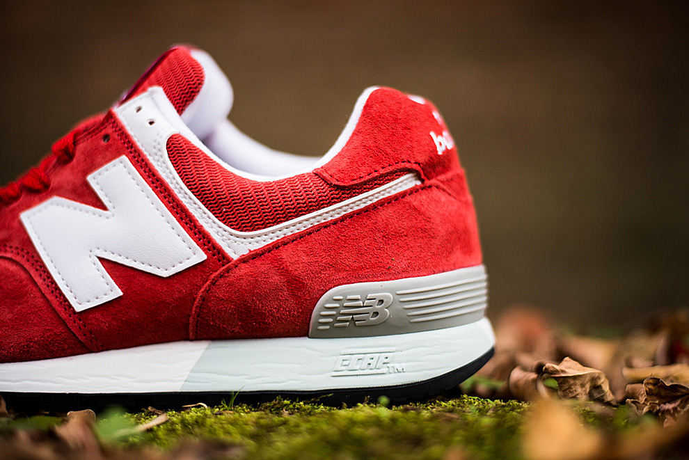 New Balance 576 Red White 3
