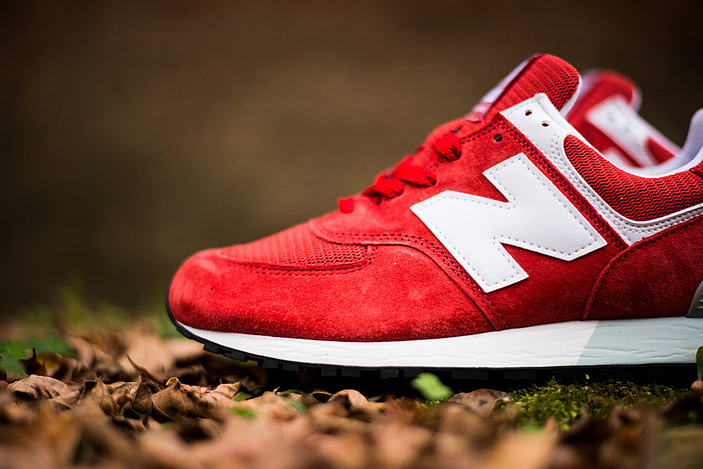 New Balance 576 Red White 4