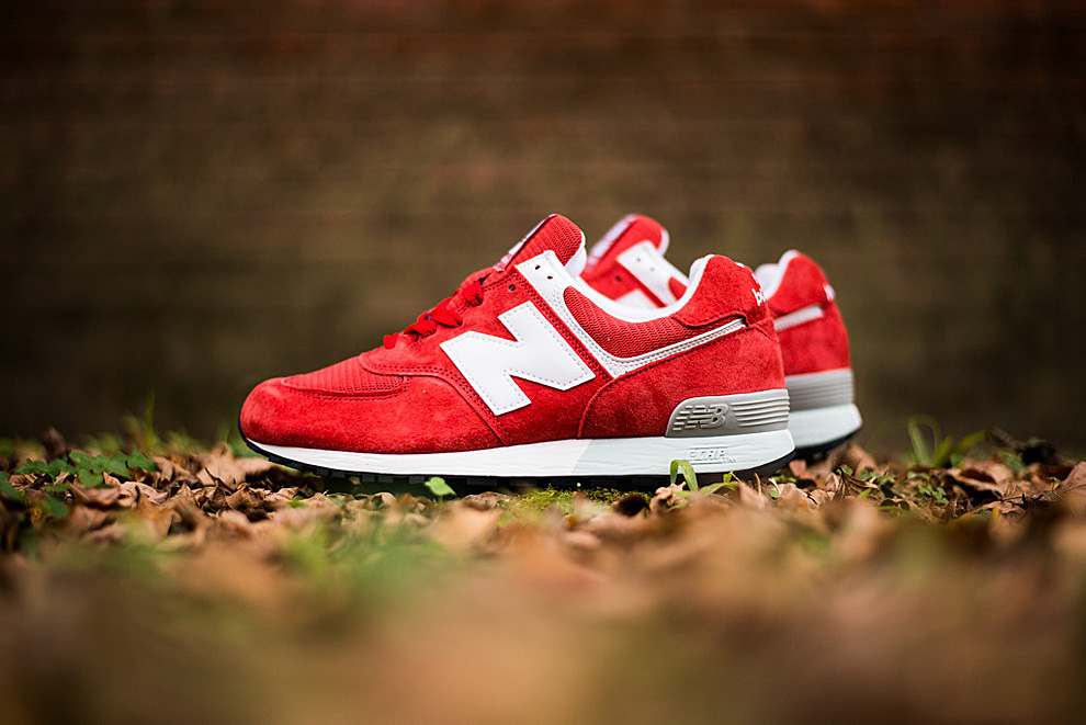New Balance 576 Red White 7