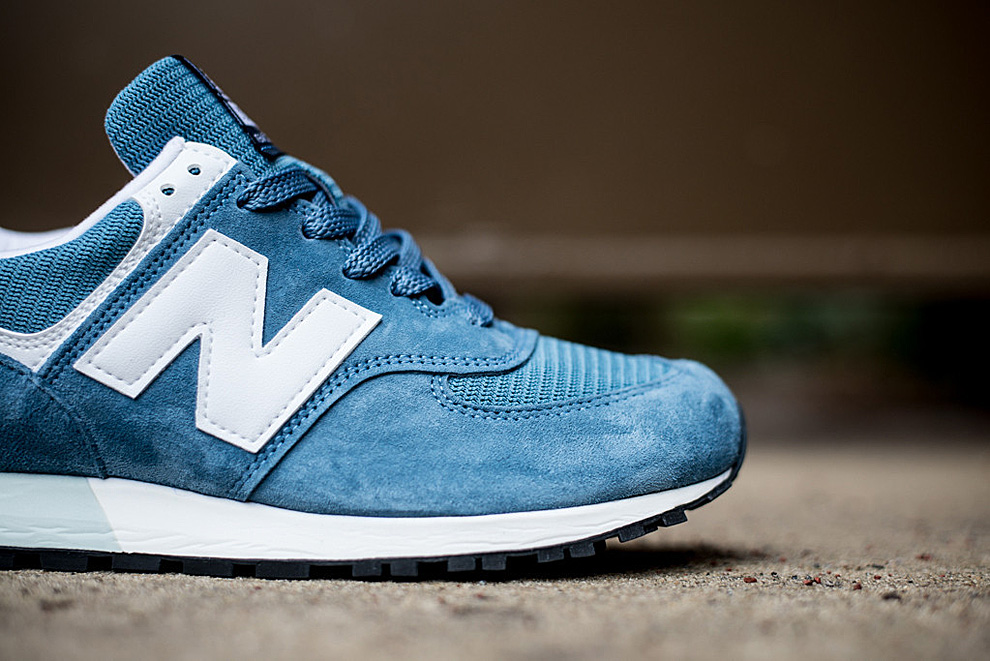 New Balance 576 Sky Blue Made in USA 5
