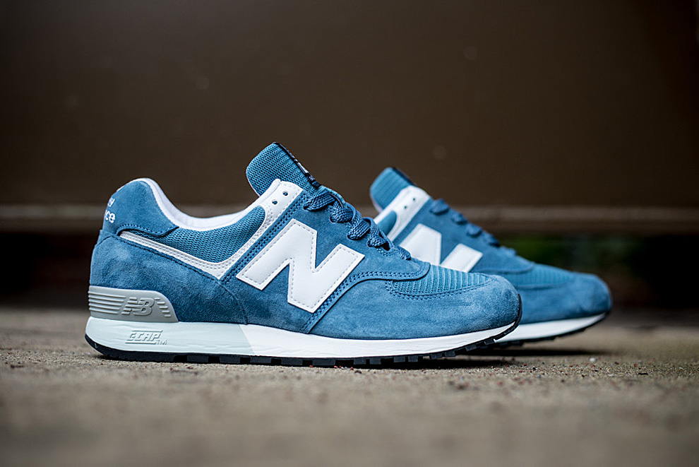 New Balance 576 Sky Blue Made in USA 8