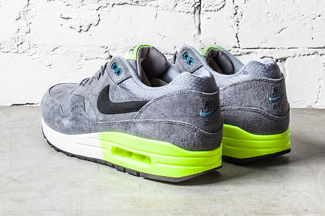 Nike Air Max 1 Premium Grey Volt 2