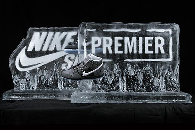 Premier x Nik SB Dunk Hi SE Petoskey Stone 12
