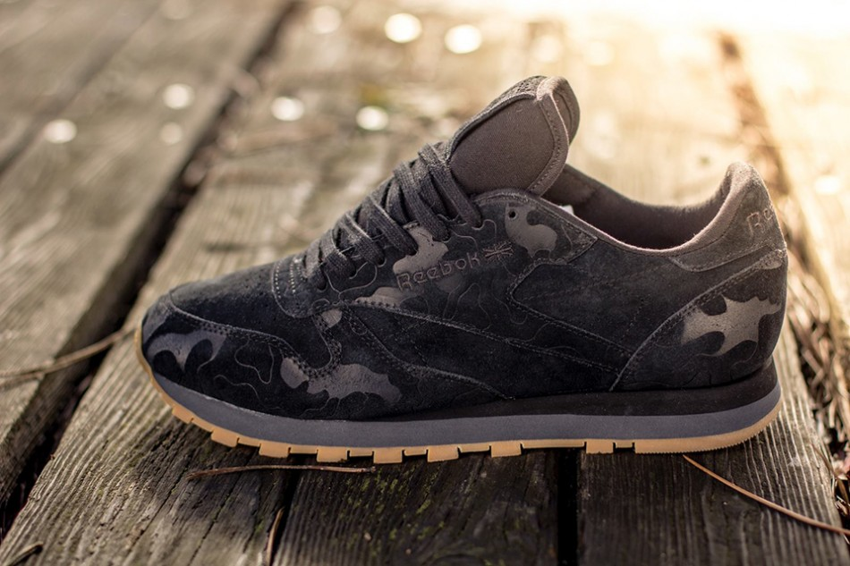 "Reebok Classic Leather 2013 ""Embossed Camo"" Pack 1"