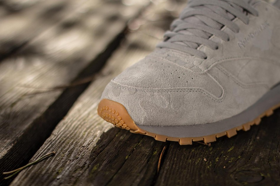 "Reebok Classic Leather 2013 ""Embossed Camo"" Pack 5"