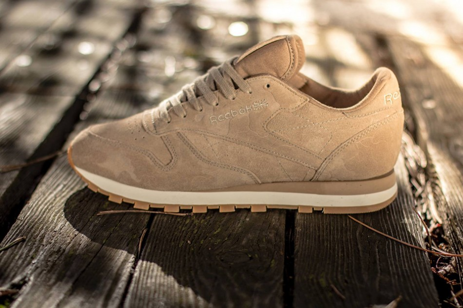 "Reebok Classic Leather 2013 ""Embossed Camo"" Pack 7"