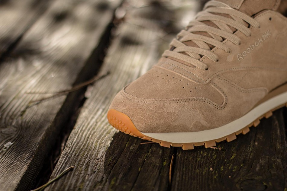 "Reebok Classic Leather 2013 ""Embossed Camo"" Pack 8"
