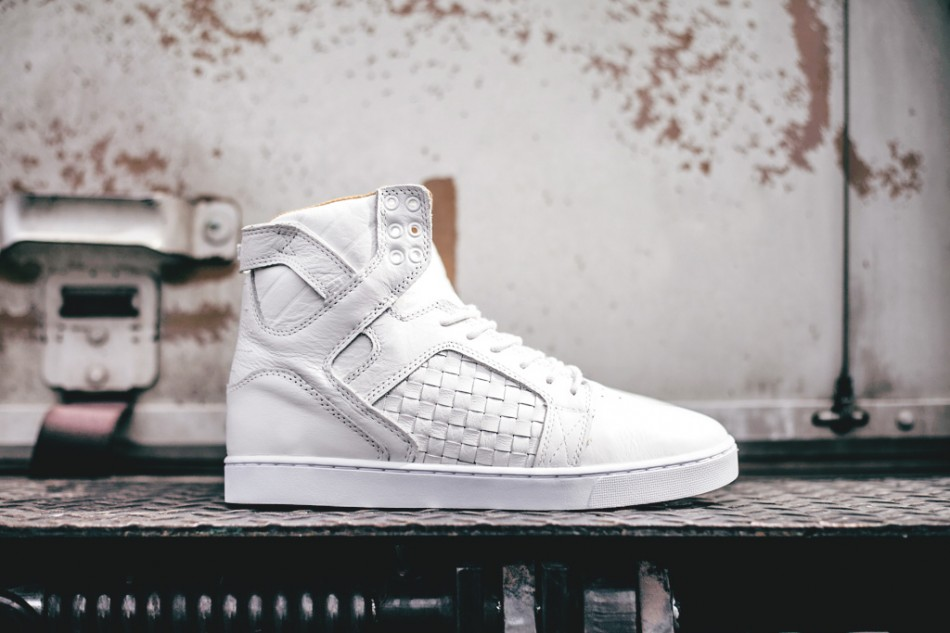 Supra Skytop LX WHite Feature Sneaker Boutique 1