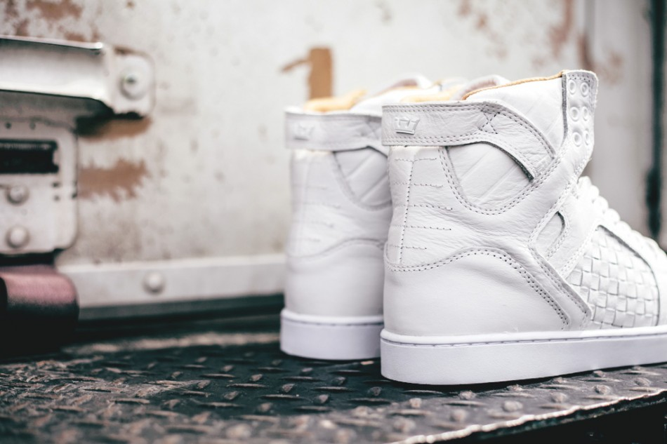 Supra Skytop LX WHite Feature Sneaker Boutique 2