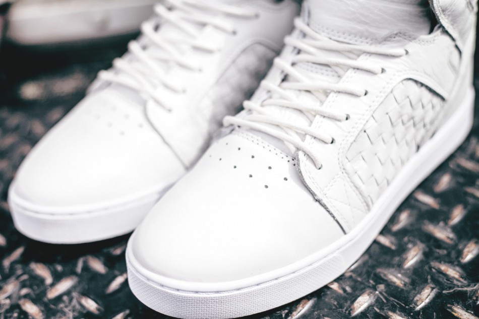 Supra Skytop LX WHite Feature Sneaker Boutique 3