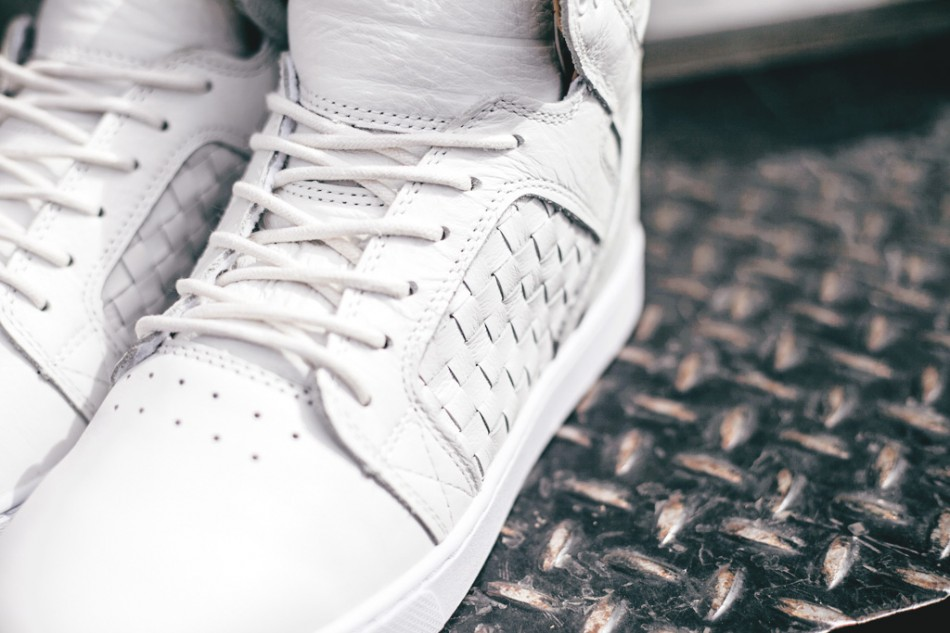Supra Skytop LX WHite Feature Sneaker Boutique 4