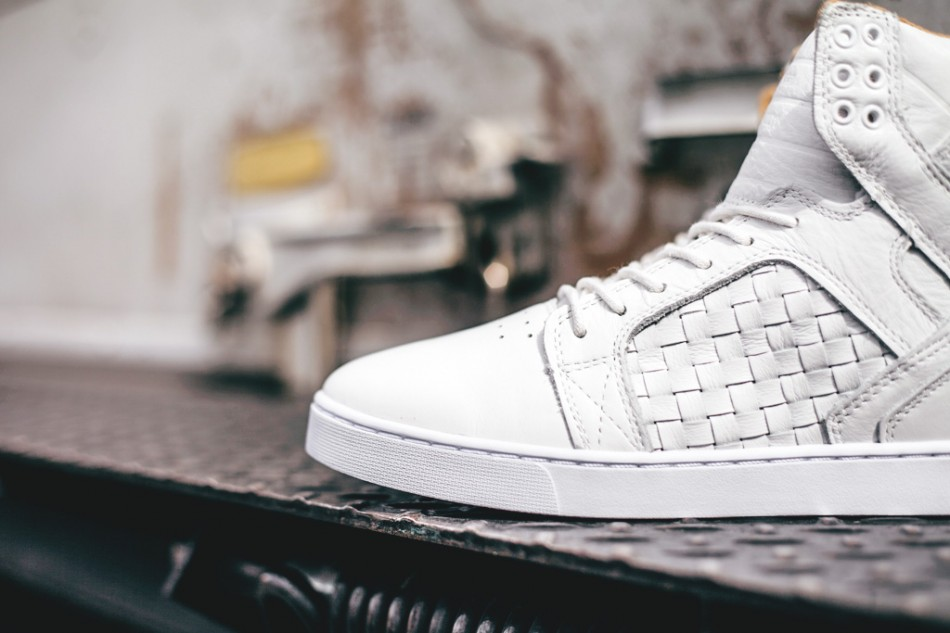 Supra Skytop LX WHite Feature Sneaker Boutique 5