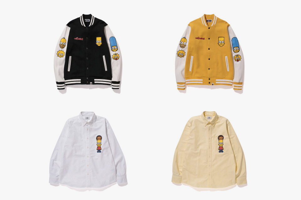 The-Simpsons-x-A-BATHING-APE-Baby-Milo-Capsule-Collection-1
