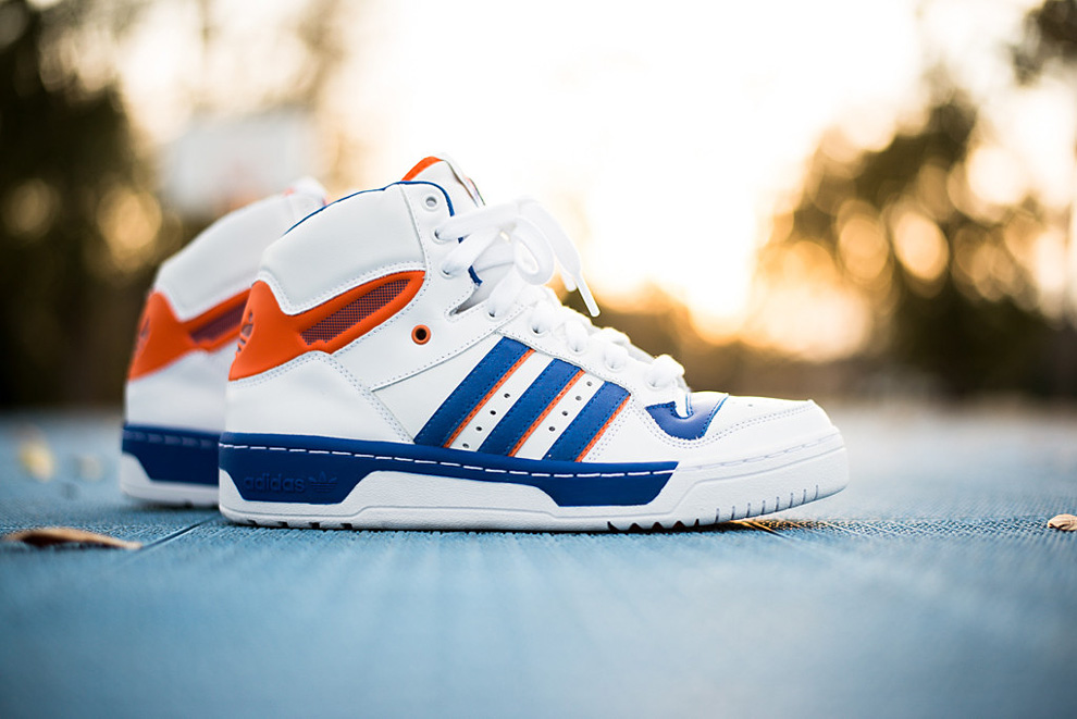 adidas Metro Attitude High New York Knicks 1