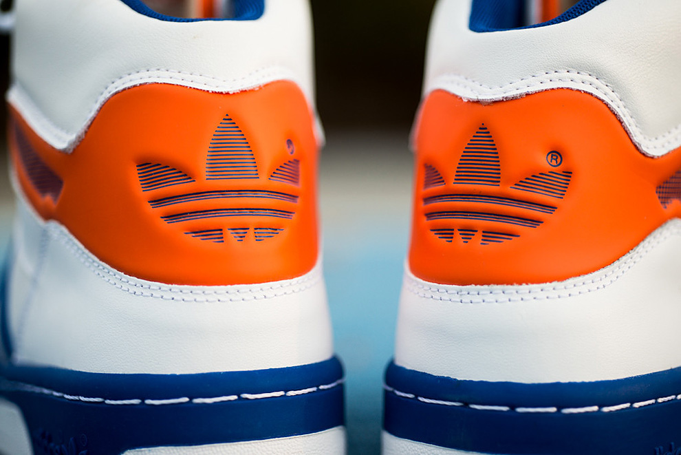adidas Metro Attitude High New York Knicks 2