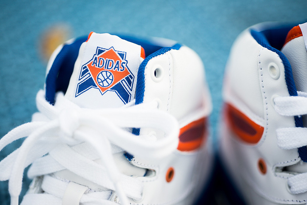 adidas Metro Attitude High New York Knicks 5