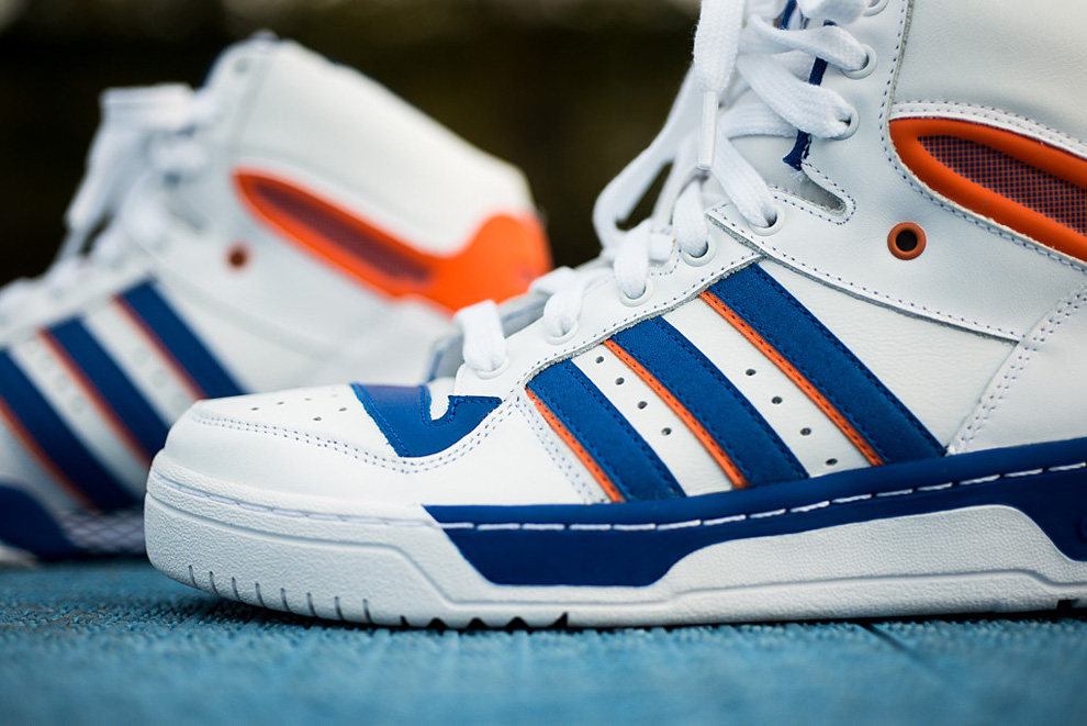 adidas Metro Attitude High New York Knicks 6