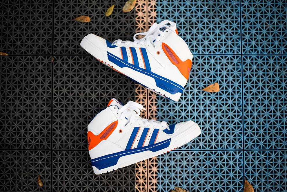 adidas Metro Attitude High New York Knicks 8