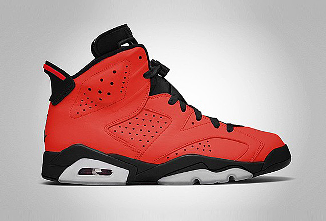 air jordan 6 retro toro infrared