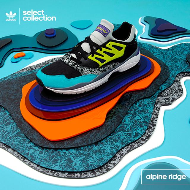 alpine ridge 1