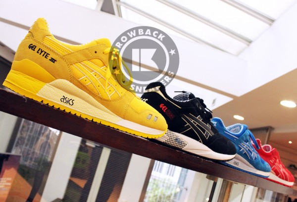 asics summer suede pack collection 2014 14