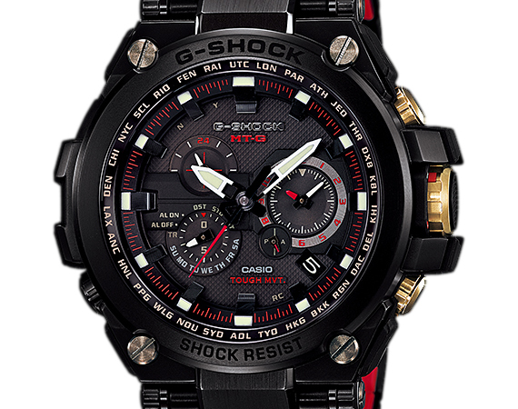 dab7Casio G Shock MTG S1030BD 1AJR Watch 00