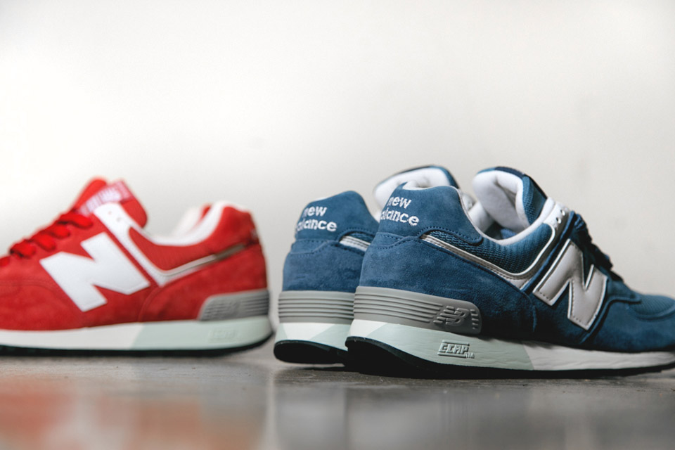 new balance 576 fall winter 2013 suede pack 2