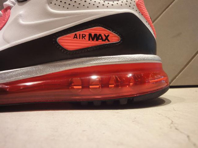 nike air max 90 2014 leather qs infrared 3