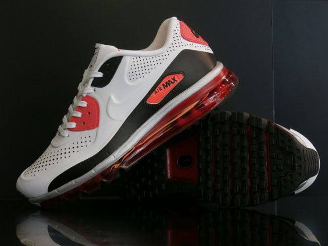 nike air max 90 2014 leather qs infrared 5
