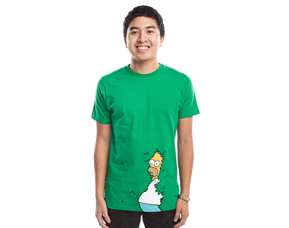 threadless the simpsons 1