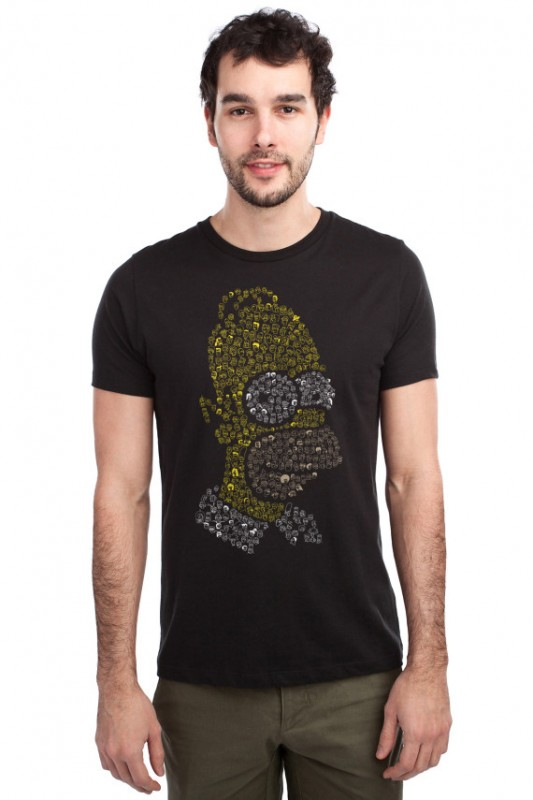 threadless the simpsons 14 533x800
