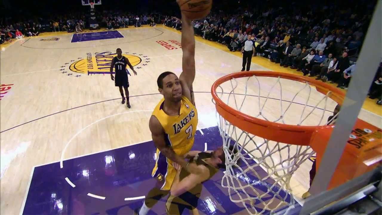 top 10 nba dunks november 2013