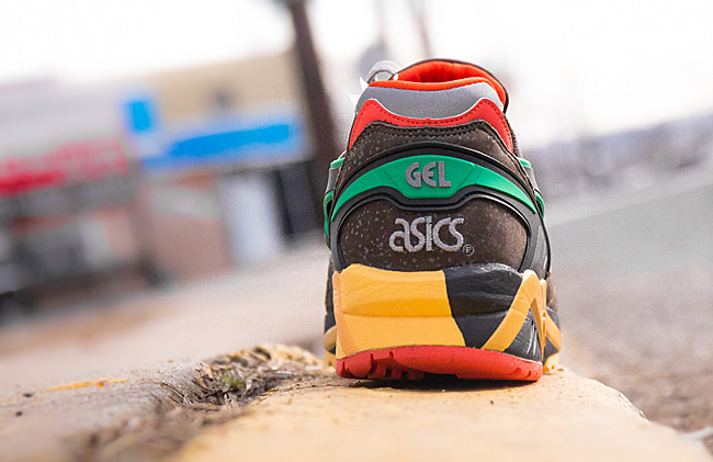 Asics x Packer Shoes