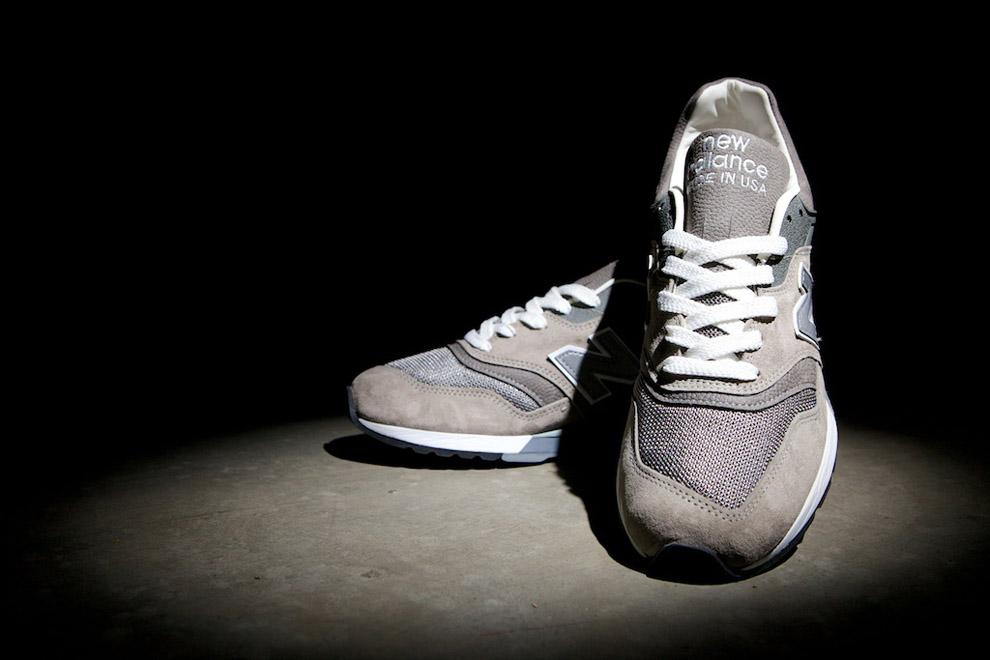 New Balance 997 Grey 10
