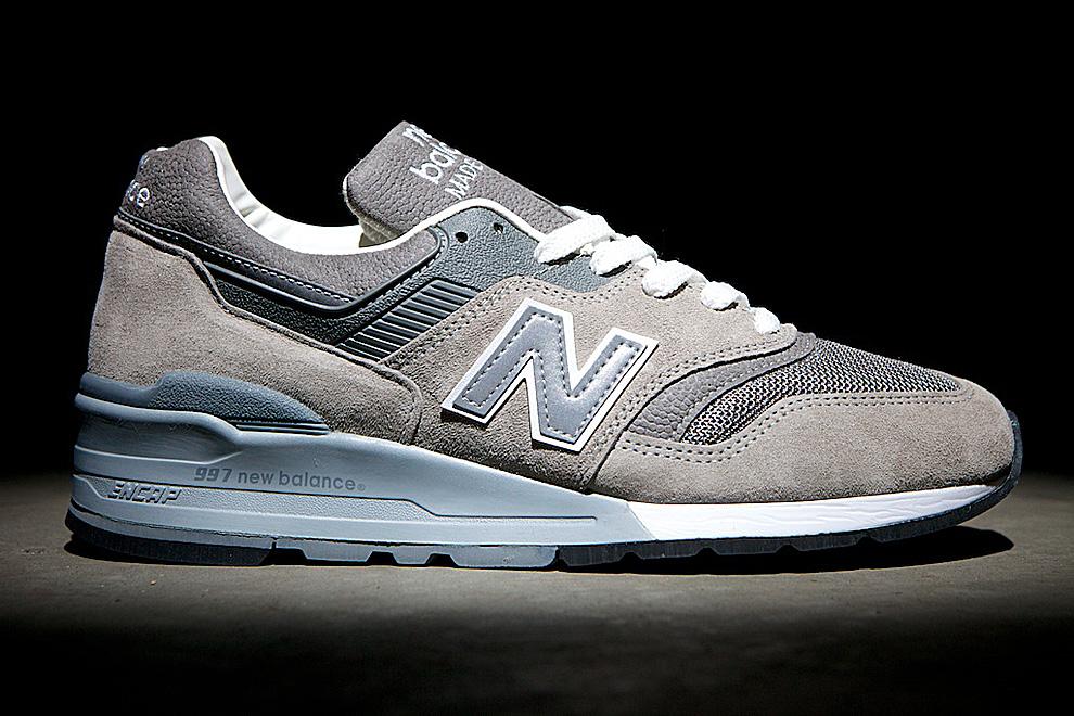 New Balance 997 Grey 12