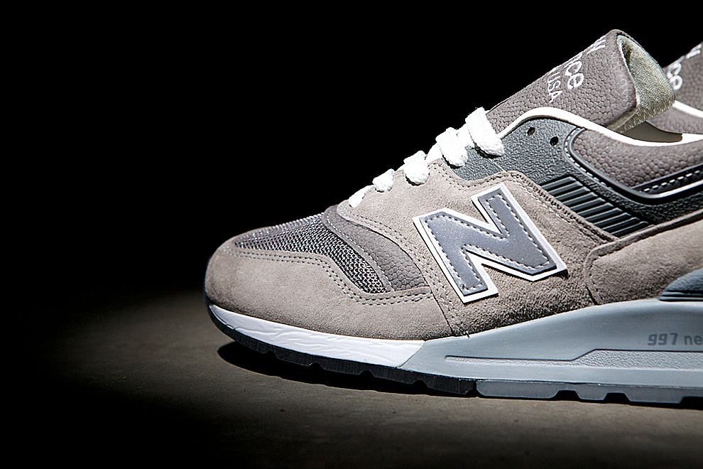 New Balance 997 Grey 18