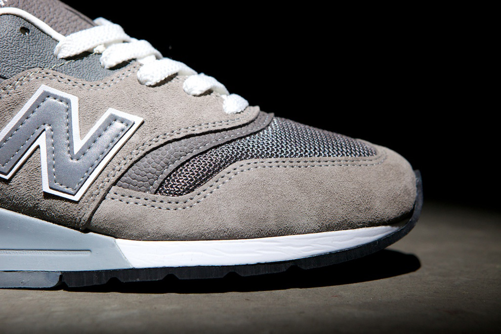 New Balance 997 Grey 19
