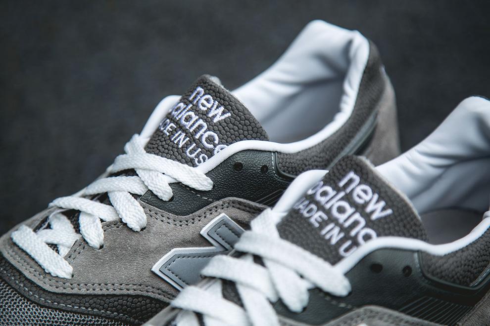 New Balance 997 Grey 2