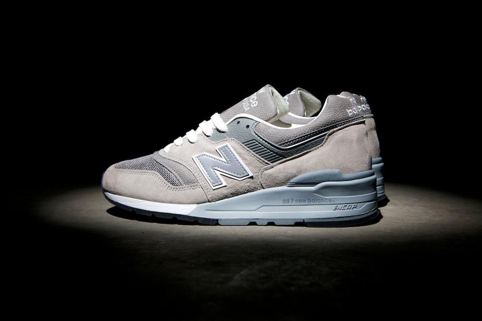 New Balance 997 Grey 20