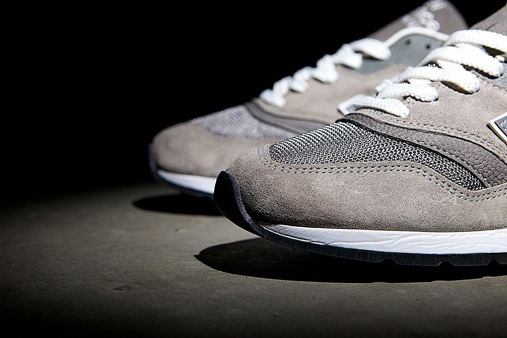 New Balance 997 Grey 21