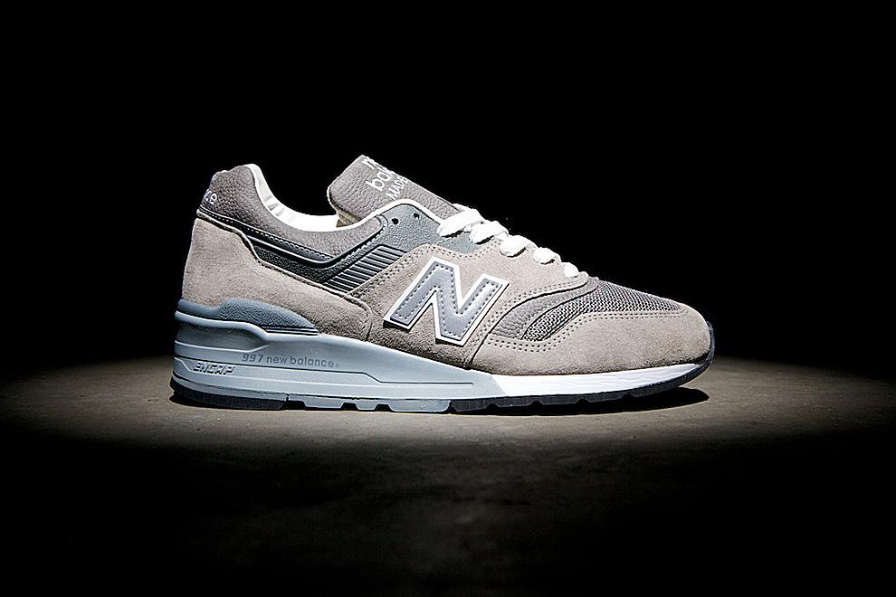 New Balance 997 Grey 23