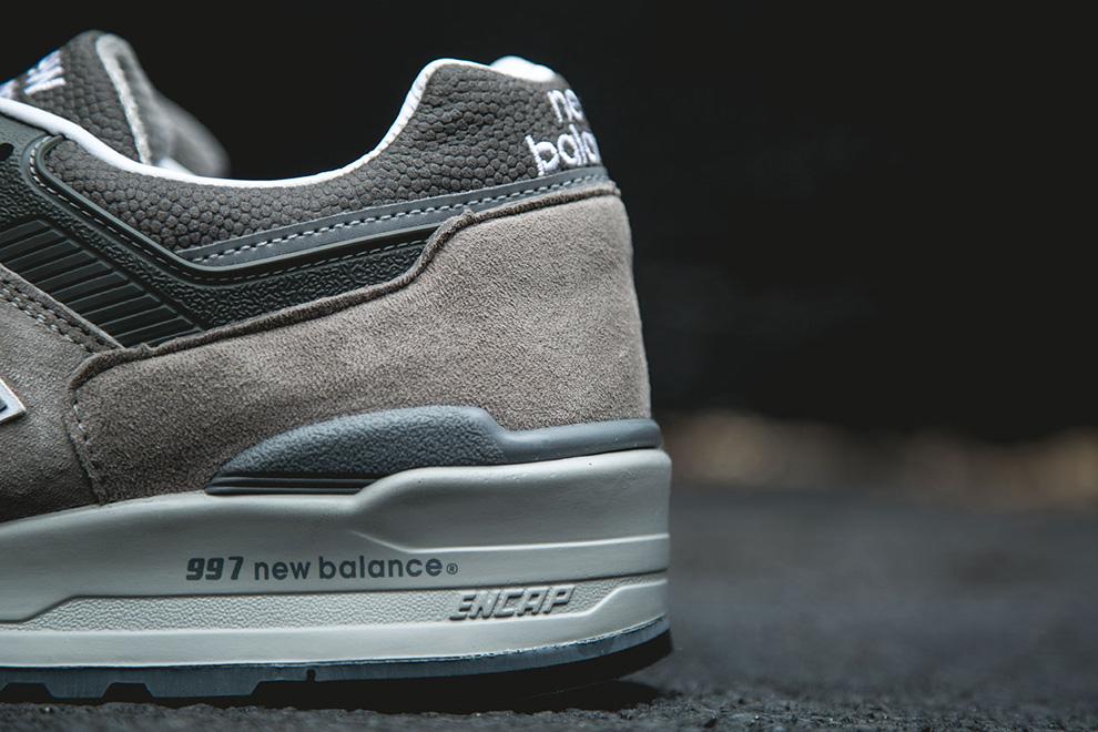 New Balance 997 Grey 3