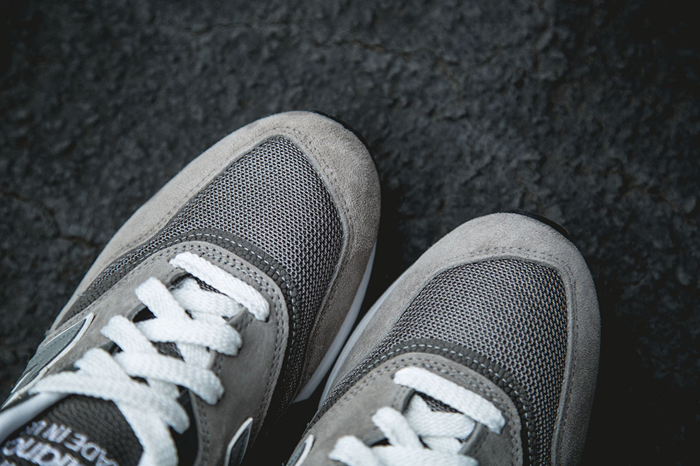 New Balance 997 Grey 4