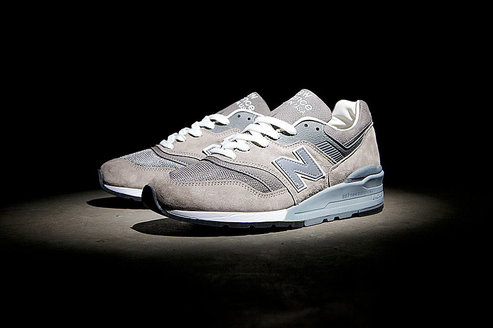 New Balance 997 Grey 6