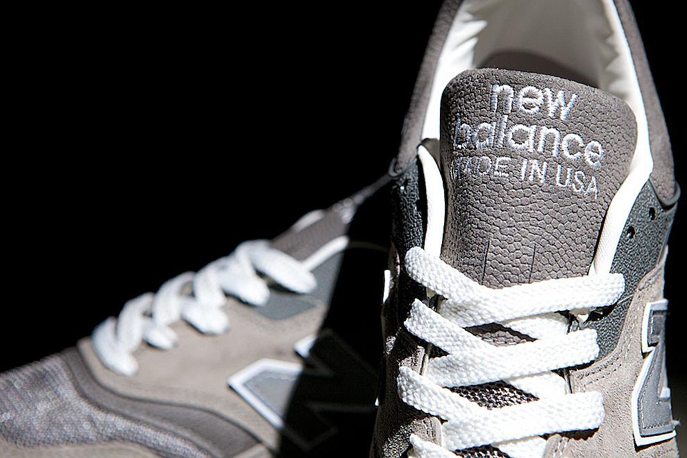 New Balance 997 Grey 7