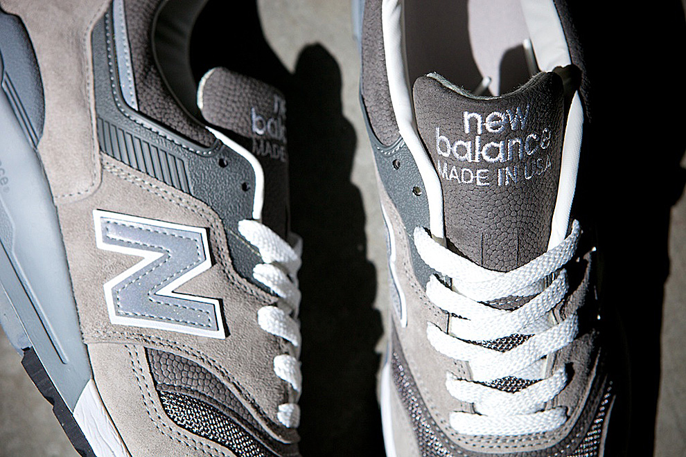 New Balance 997 Grey 8